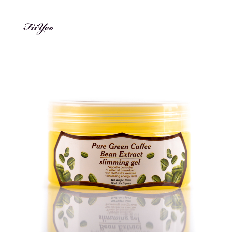 Pure Green Coffee Bean Extract Weight Loss Cream Burn Fat