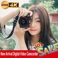 Цифровая видеокамера, видеокамера для Facebook, Wi-Fi, портативный ручной 16X цифровой зум, 30MP, фотография Handycam