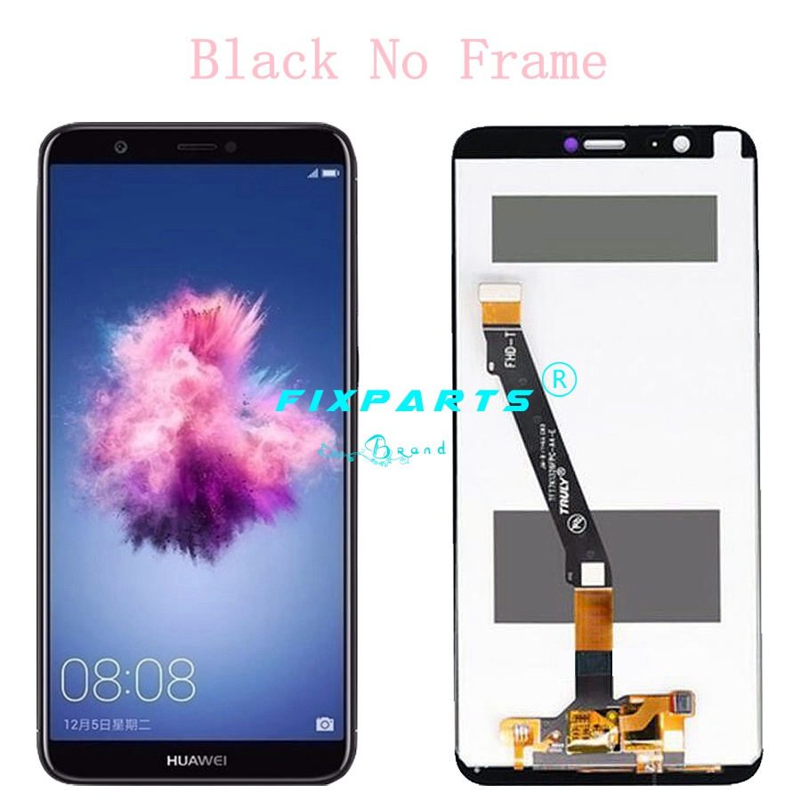 P Smart LCD Display