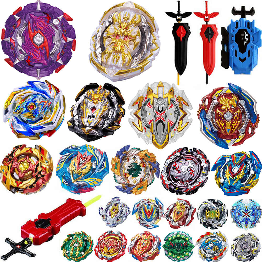 Magliette e camicette Beyblade Burst GT Giocattoli B-154 Arena Metallo Fafnir Spinning Top Bey Blade Lame di Giocattolo