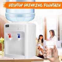 Desktop dispensador de água fria galão garrafa potável portátil bancada refrigerador ferramenta torneira da imprensa dispositivo bombeamento água|Distribuidores de água| |  -