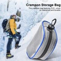 야외 스포츠에 대 한 crampon 가방 등산 캠핑 하이킹에 대 한 지퍼와 crampon 스토리지 가방|야외 공구|   -
