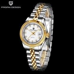 Reloj Mujer, женские часы, PAGANI, дизайн, высокое качество, Роскошные, модные, спортивные, женское платье, водонепроницаемые, кварцевые часы, Relogio ...