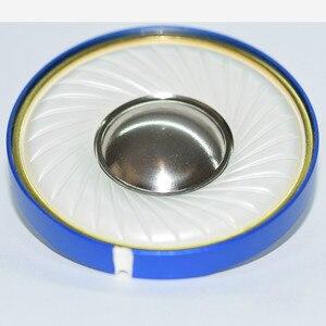 Ghxamp alta fidelidade 50mm 32 ohm fone de ouvido unidade alto-falante gama completa lcp berílio diafragma fone de ouvido unidade motorista diy 1pc