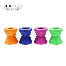 BDTHOOO резиновая игрушка для домашней собаки игрушка устойчивая к укусам молярная головоломка отсутствует еда гантели домашние игрушки для собак