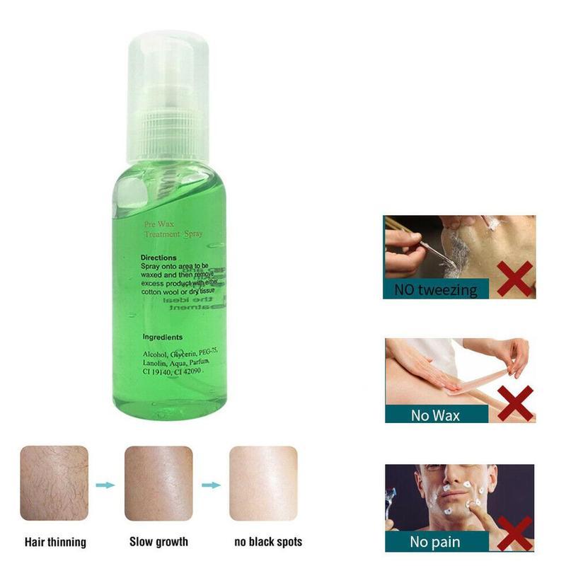 Permanent Hair Removal Spray