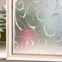 Window-Film Stained-Glass Privacy Decorative Frosted Matte