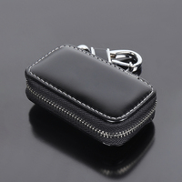 1X Car Key Case Remote Bag Cover Accessories For Audi A3 8P 8V 8L V8 A5 A7 A6 C5 C6 C7 Q3 Q7 Q5 A4 B5 B6 B7 B8 B9 A8 TT A1 A2 80|Key Case for Car| |  -