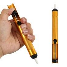 Desoldering sucção bomba de solda otário caneta ferramenta de remoção a vácuo ferro desolder mão ferramenta de solda