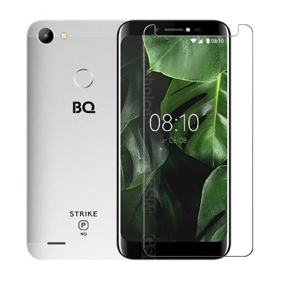 9H 2.5D Tempered Glass For BQ 5518 5044 5057 5058 5059 5060 5204 5340 5514 5521 5522 5594 5707 Screen Protector Phone Cover Case