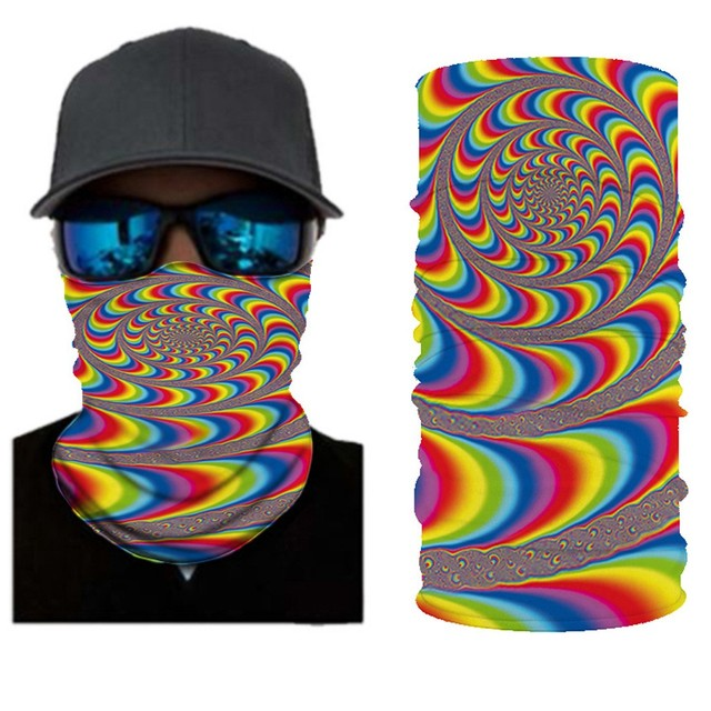 Mask Head Scarf Neck Cover With Safety Filter 4
