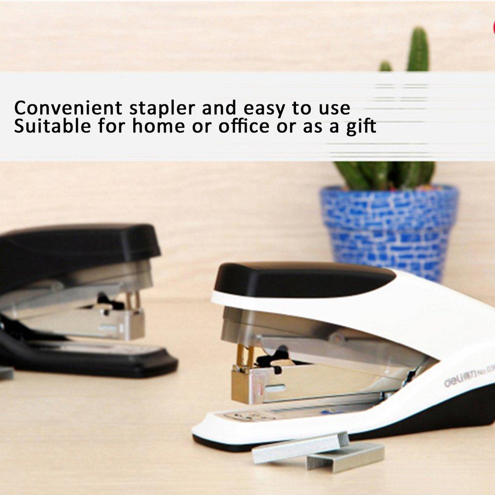 Portable Size Make Book Repair Book Stapler Manual 20 Pages Capacity Binding Machine Office Stapler