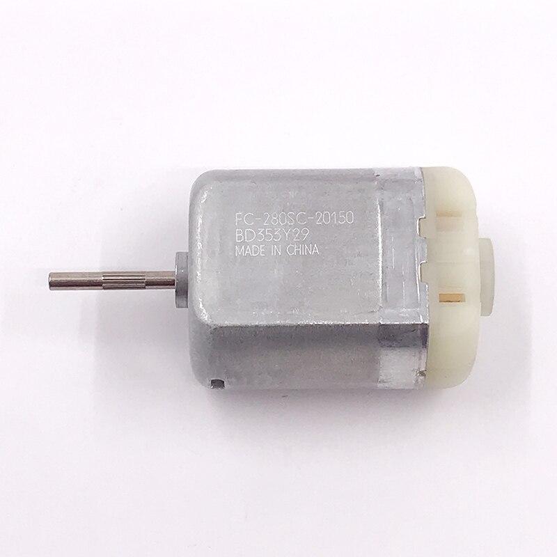 DC12V Mabuchi FC-280SC Car Door Lock Actuator Rearview Mirror Repair Motor