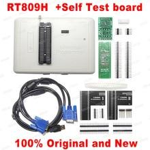 2020 i più nuovi RT809H EMMC Nand FLASH Programmatore + TSOP48 TSOP56 Adattatore + SOP8 BGA48 BGA63 BGA64 BGA169 AdapterTest Clip