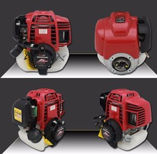 MINI GX25 Gasoline 4 stroke engine petrol for brush cutter engine CE