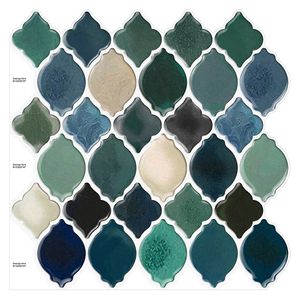 "Image 5 - Cocotik 12 ""x 12"" Da Cucina Piastrelle Backsplash Buccia e Bastone Adesivi Murali, 10 Lenzuola/Pack"