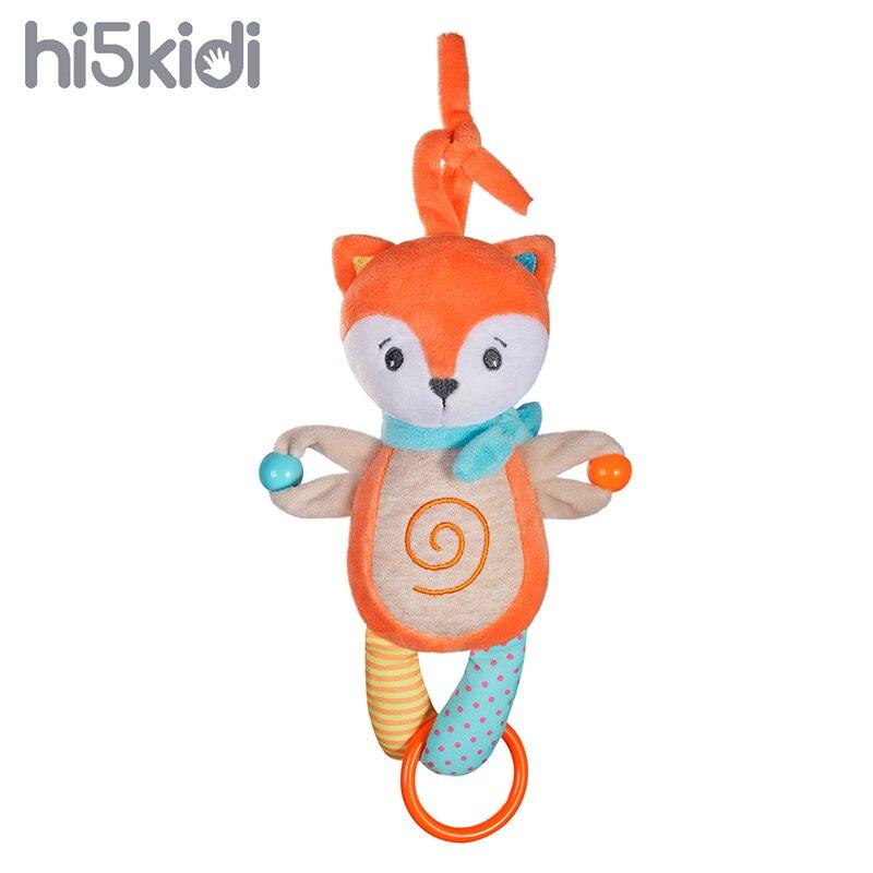 Купить hi5kidi маленькие набивные животные куклы с погремушками маленькая