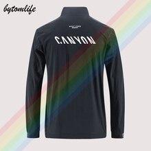 Coat Jacket Canyon Street Asian-Size Windbreaker Back-Printing Men's Casual Zipper Slim