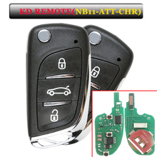 Keydiy KD Remote NB11 Key 3ปุ่มรีโมทคอนโทรลNB ATT ChryslerสำหรับChrysler,jeep,Dodge