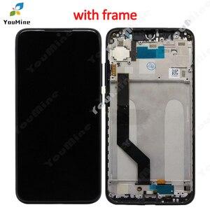 Image 3 - Originele Voor Xiaomi Redmi Note 7 Lcd Touch Screen Digitizer Vergadering Vervanging Note7 Voor Redmi Note 7 Pro Lcd m1901F7G