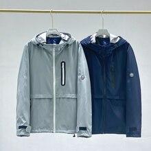 2021 Fall New Tennis Jacket Wimbledon Co-branded Hooded Outdoor Style Waterproof Sports Jacket -40