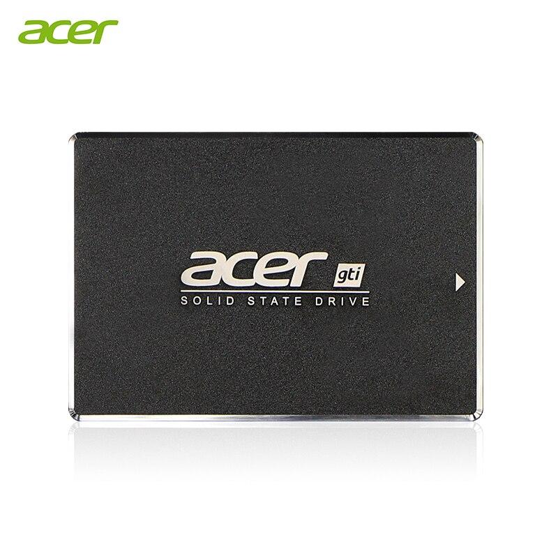 Acer SSD 250gb 500 gb 1 to disque SSD interne SATA3 2.5 pouces disque dur disque dur HD SSD ordinateur portable pour ordinateur Acer Samsung