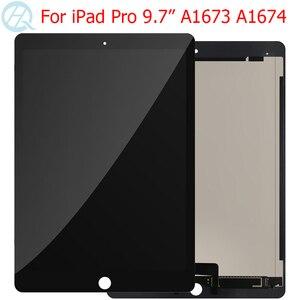 Оригинальный дисплей для планшетов с сенсорным экраном диагональю 9,7 дюйма для iPad Pro A1673, A1674, A1675