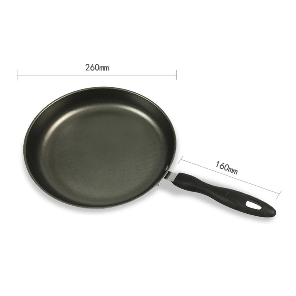 Professional Chef Non-stick 26cm No Oil-smoke Grill Pan 2