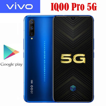 Baru Asli Vivo Iqoo 3 5G Smartphone Snapdragon 865 Android 10 6.44 Inch Super Aoled 2400X1080P 55W Super Charger 4440 MAh NFC(China)