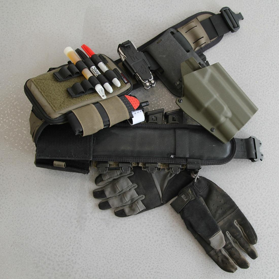 Closeout Deals×Waist-Support-Protector Waist-Belt Combat Practice-Rg Adjustable Outdoor Orion Airsoft