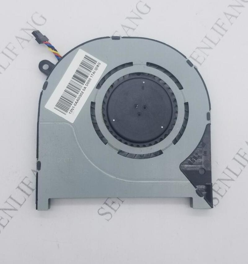 For 100% Original Laptop/Notebook CPU Cooling Fan For Delta NS85B01-15L25 4Pin 4Wires Cooler