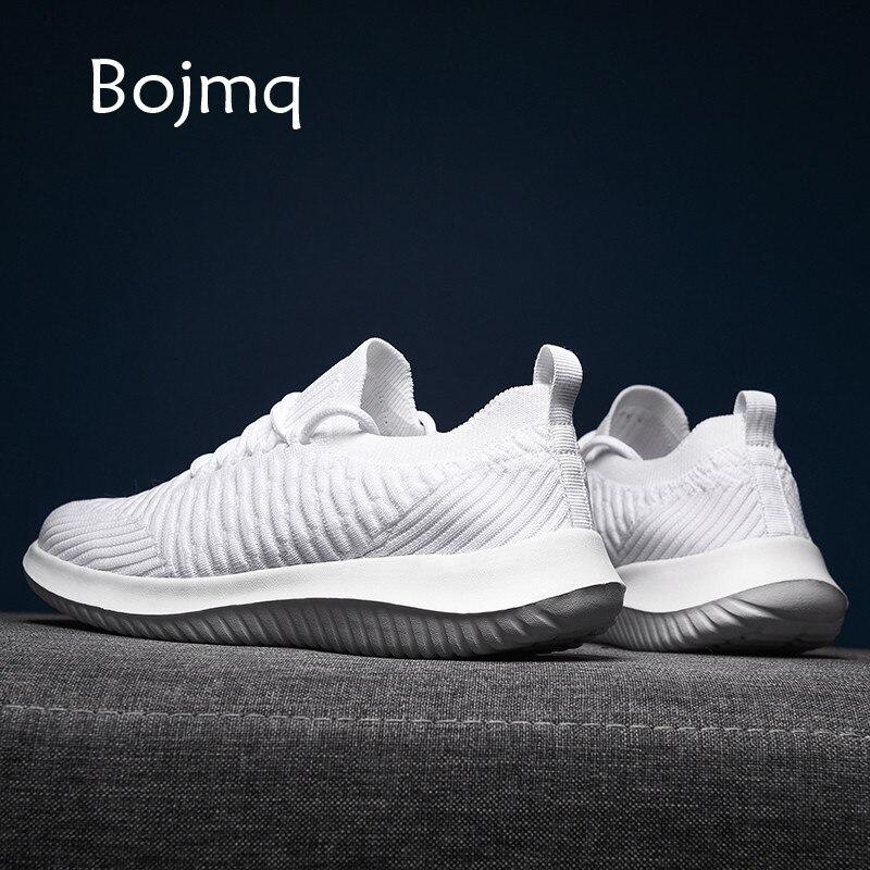 Novo ao ar Femininos de Alta Bojmq Tenis Mujer Tênis Feminino 2020 Livre Respirável Conforto Jogging Esporte Sapatos Qualidade Tendência