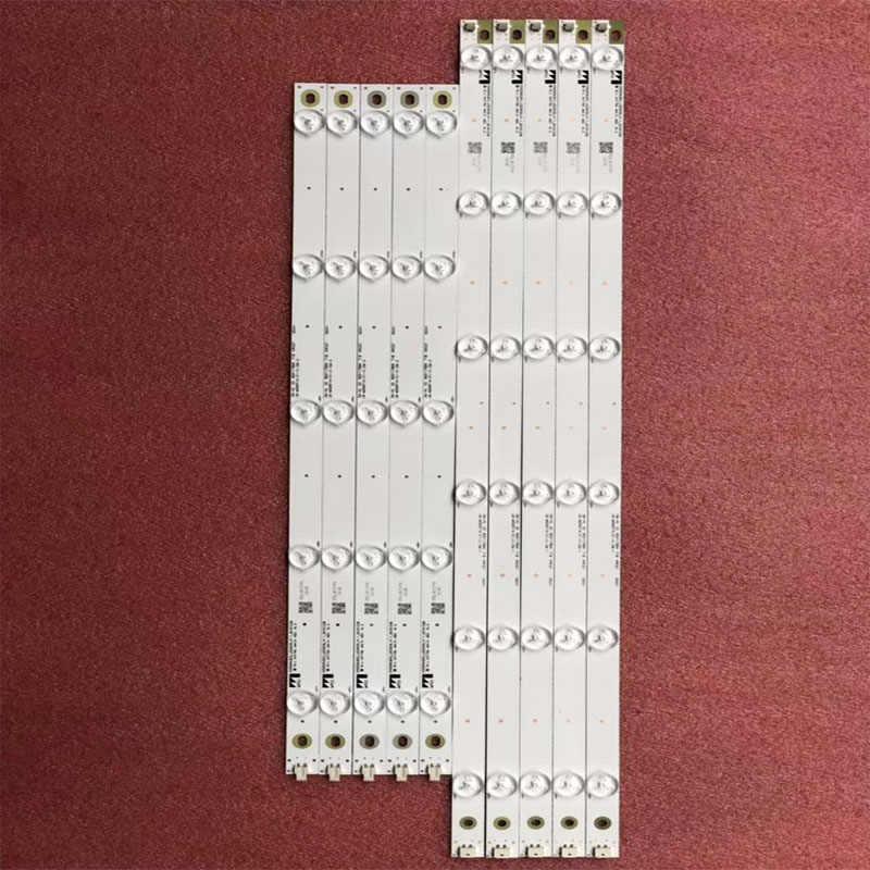 10 un x LED SMD Tira de Luz de Fondo Tv Lcd De Reparación De Diodo modelo LG 32LN540