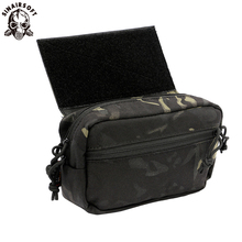 Carrier Chest-Rig Tactical Utility-Pouch Waist Molle Army Military Hunting Outdoor D3