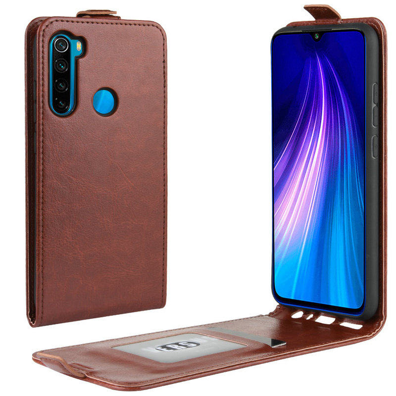 Retro Leather Cover case for <font><b>Xiaomi</b></font> <font><b>Redmi</b></font> <font><b>Note</b></font> 8T for <font><b>Xiaomi</b></font> <font><b>Redmi</b></font> <font><b>Note</b></font> <font><b>8</b></font> <font><b>Pro</b></font> 128GB <font><b>64GB</b></font> Wallet flip leather cases coque fundas image
