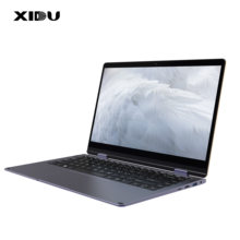 XIDU Laptop filbook Max 14,1 ''tablet pantalla táctil Notebook Window 10 Tablet Teclado retroiluminado ordenador 6GB ordenador portátil(China)