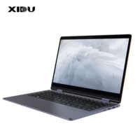 XIDU PhilBook Max 14.1 Inch Laptop TouchScreen Ultra Notebook Window 10 Tablet Backlit Keyboard with 6GB RAM 128GB ROM