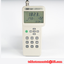 TES-1381K Conductivity & pH/ORP Meter ph 169a orp 169a waterproof pen type ph orp meter