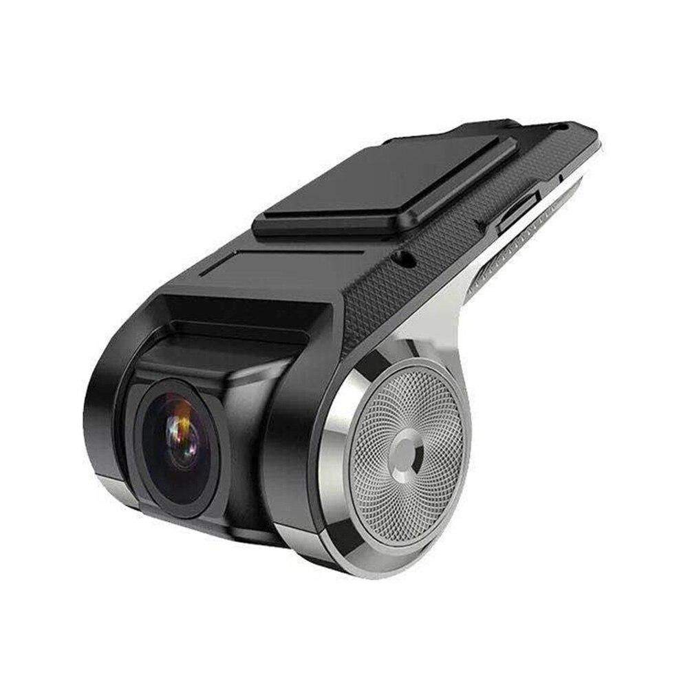 Full HD 1080P Car DVR Video Camera Drive Recorder Dash Cam Night Vision