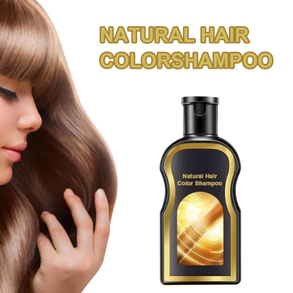 Multiflorum Black Hair Shampoo Gleditsia Natural Shampoos Hair Care Repair Oil Control Anti-dandruff Cream 30ml
