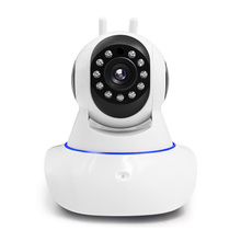 цена на 720/1080P HD Wireless Security Camera WiFi Home Surveillance IP Camera for Home Security Guard Baby Elder Pet EU/US/UK Plug