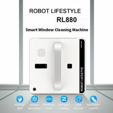 Робот-пылесос для уборки окон, умный планируемый тип, Wifi, приложение для управления, робот для чистки окон, 100-240 В