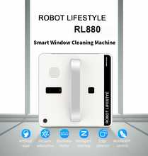 WIN660 Robotic Window Cleaner Vacuum Cleaner Smart Planned Type Wifi App Control Window Glass Cleaning Robot 100 - 240V original xiaomi new intelligent cleaner 1 generation mijia smart robot cleaner app wifi remote control for home cleaning machine