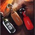 Замша кожа цинковый брелок для автомобильных ключей  защитный чехол для ключа Крышка для MAZDA 2  3  5  6  8  CX-3 CX-5 CX-7 CX-9 Скорость Miata MX5 RX 2 3 4 кнопки