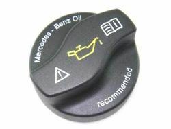 Tampão genuíno novo do enchimento de óleo do motor para mercedes-benz om642 om272 a0000101685