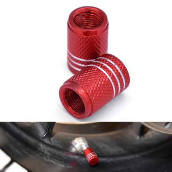 Motorcycle Tire Valve Dustproof Cap CNC Aluminum Tyre Rim Air Port Cover For KAWASAKI GTR1400 Concours Z1000SX NINJA 1000 H2 H2R image