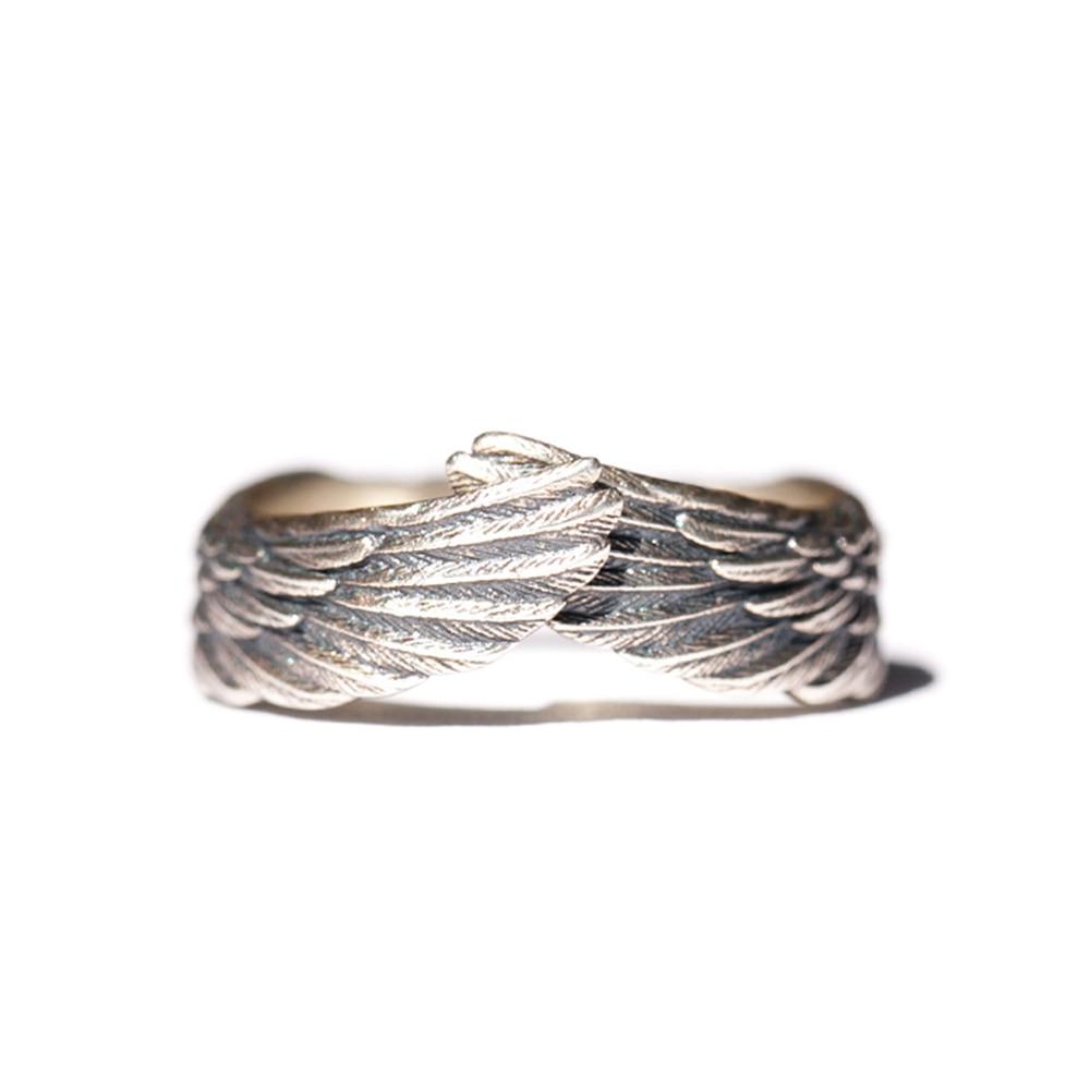 Loredana, изысканное модное кольцо с крыльями