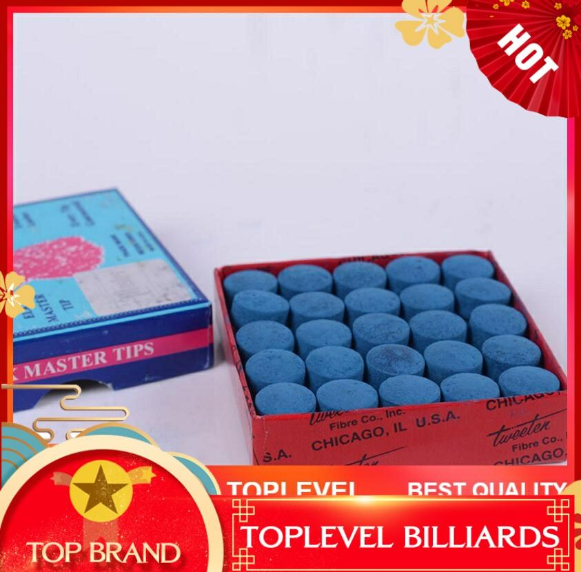 Original ELK MASTER Snooker Cue Tip 10 Pieces 10mm 11mm Snooker Tip Billiard Accessories Durable Snooker Stick Tip Billiard Tip