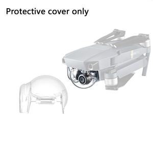 Image 5 - Capuchon dobjectif Cardan Pour DJI Mavic Pro Platinum Accessoire Drone étanche à La Poussière Support De Caméra Cardan Protecteur de Housse De Transport P7P1