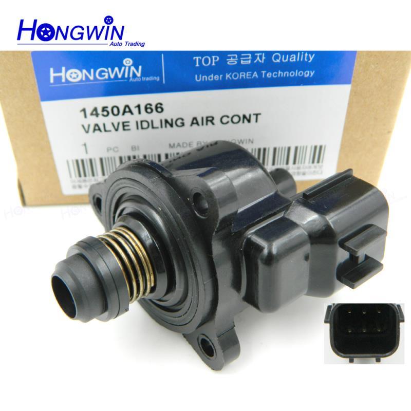 Подлинный клапан управления воздухом: 1450A166 подходит для Mitsubishi Chrysler Dodge Lioncel Lancer MD613992 MD614743 MD628166